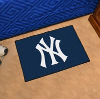 New York Yankees (Letters) Starter Mat - 20 x 30