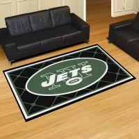 New York Jets Rug - 5 x 8