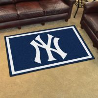 New York Yankees Area Rug - 4 x 6