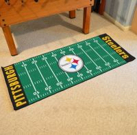 Pittsburgh Steelers Runner - 30 x 72