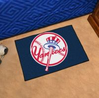 New York Yankees (Logo) Starter Mat - 20 x 30