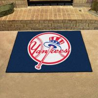 New York Yankees (Logo) All-Star Mat - 34 x 45