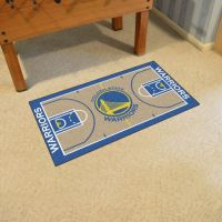 Golden State Warriors NBA Court Runner (Large) - 29.5 x 54