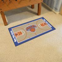 New York Knicks NBA Court Runner (Large) - 29.5 x 54
