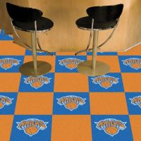 New York Knicks Carpet Tiles - 18 x 18 Tiles