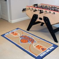 New York Knicks NBA Court Runner - 24 x 44