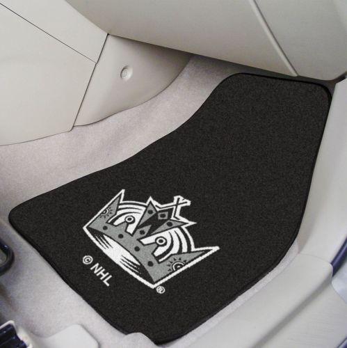 NHL 2-PC Printed Carpet Car Mat Set