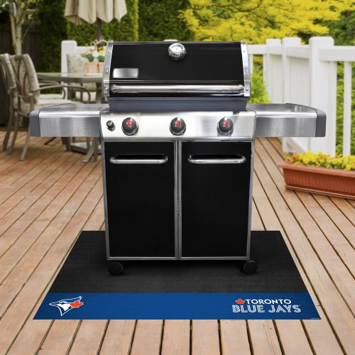 Officially Licensed Outdoor Grill Mats - MLB