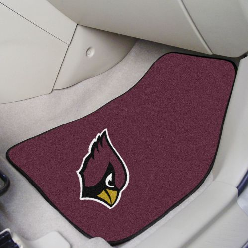 NFL 2-PC Printed Carpet Car Mat Set