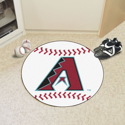 MLB Baseball Mat