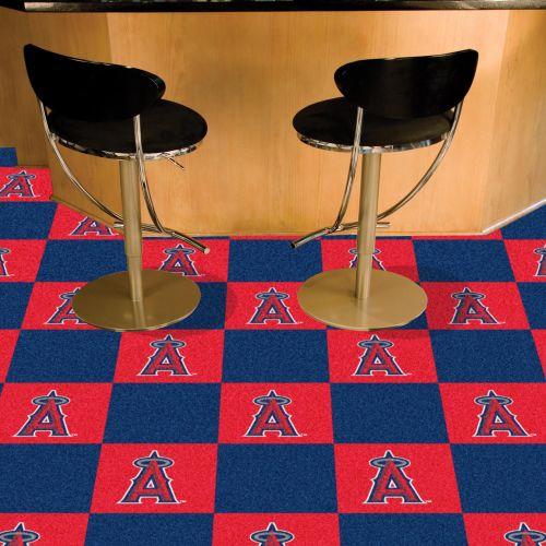 MLB Team Carpet Tiles