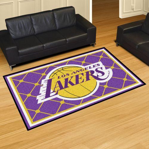 NBA 5 x 8 Rug