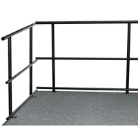 Guard Rails for Stages