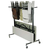 84 Series Table/Chair Storage Truck