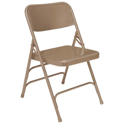 300 Series Triple-Brace Folding Chair