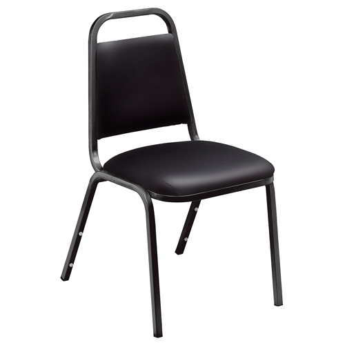 9100 Standard Vinyl Padded Stack Chairs