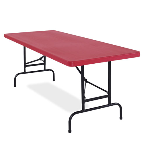 All American Colors Blow-Molded Folding Tables