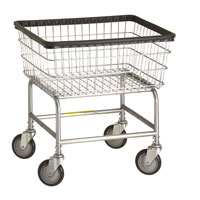 Standard Wire Laundry Cart