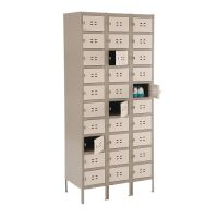 Ten-Tier Lockers