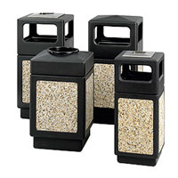 CanMeleon™ Outdoor Series Trash Cans