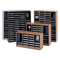 E-Z Stor® Wooden Literature Organizers