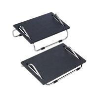 Ergo-Comfort™ Adjustable Footrests
