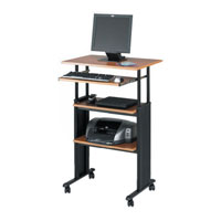 MÜV™ Stand-Up Workstations