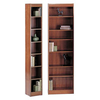 WorkSpace® Veneer Baby Bookcases