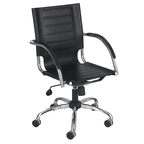 Flaunt® Managers Leather Chair