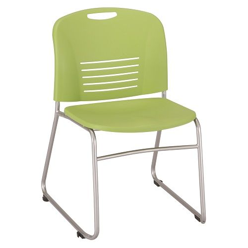 Vy™ Sled Base Stacking Chairs (Qty. 2)