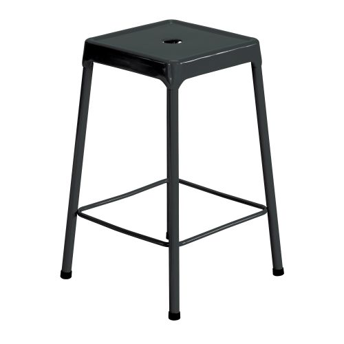 "Steel Counter Stool 25""H"