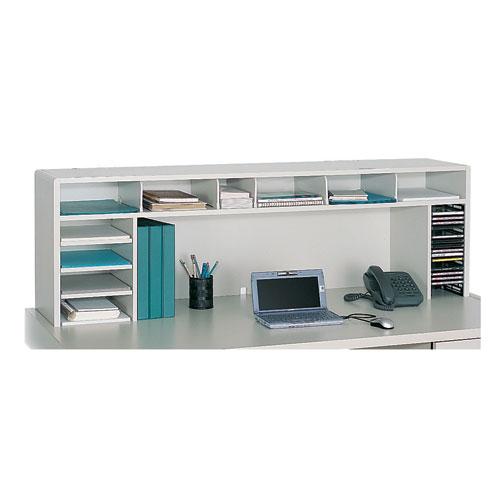 High clearance wooden desktop organizers - Desk top organizers ...