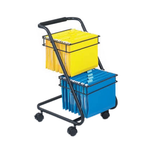 Jazz™ Two Tier File Cart