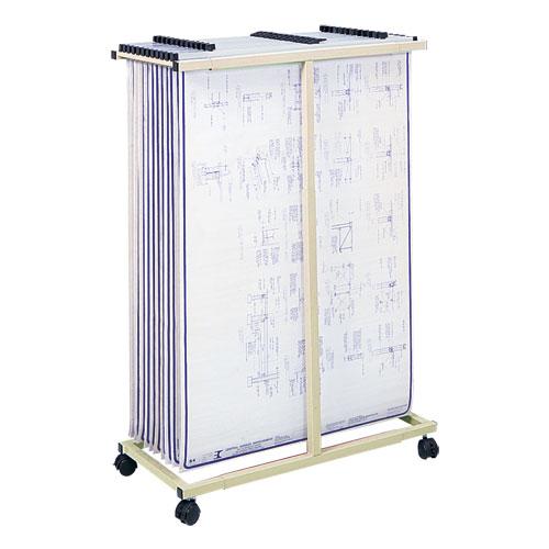 Mobile Vertical File Filing System