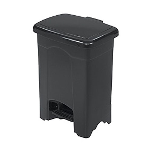 Plastic Step-On Trash Cans