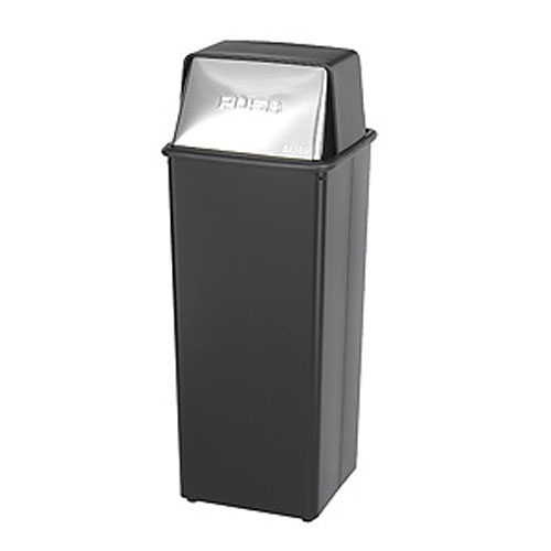 Push Top Waste Receptacles