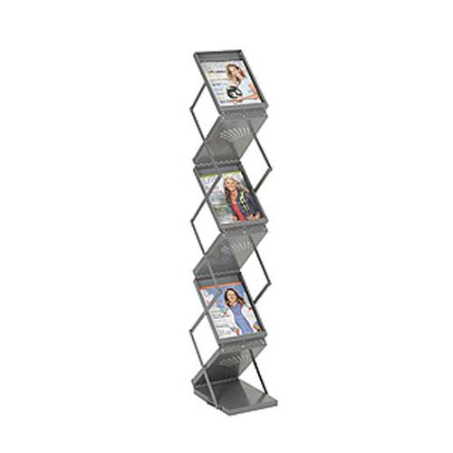 Ready-Set-Go! Folding Magazine Display Rack