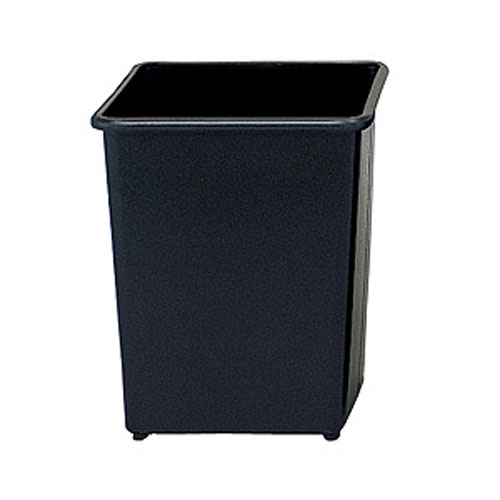 Waste Baskets : SAFCO Square and Rectangular Waste Baskets