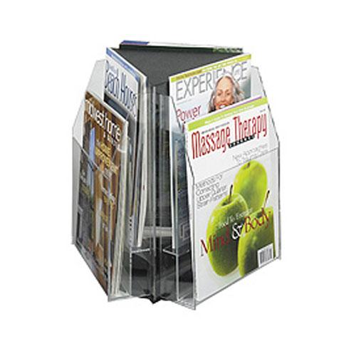 Reveal™ Tabletop Literature Displays