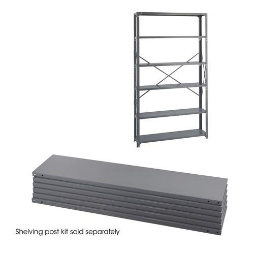 Heavy-Duty Industrial Steel Shelving