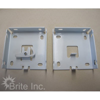 R8 Series Rollease Fascia Bracket