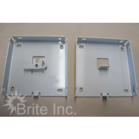 R16 Series Rollease Fascia Bracket