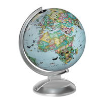 "10"" Globe 4 Kids Desk Globe"