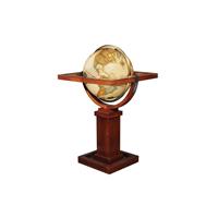 "16"" Wright Floor Globe"