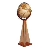"""16"""" Obelisk Floor Globe"""