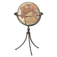 "16"" Marin Floor Globe"