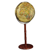 "16"" Commander II Floor Globe"