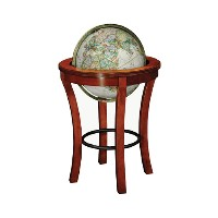"16"" National Geographic Garrison Floor Globe"