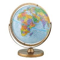 """12"""" Pioneer Desk Globe"""