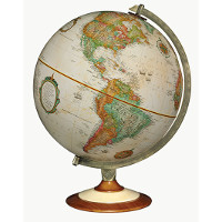 "12"" Salem Desk Globe"